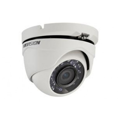 CAMERA DOME FULL HD 1080P 2MP 4EM1 20M 2.8MM  DS-2CE56D0T-IRMF