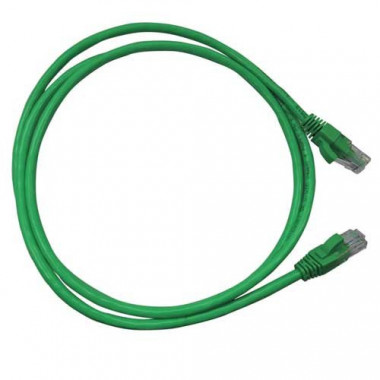 ESS PATCH CORD CAT6 UTP CM 1,5M VERDE